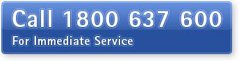 Call 1800 637 600 For Immediate Service